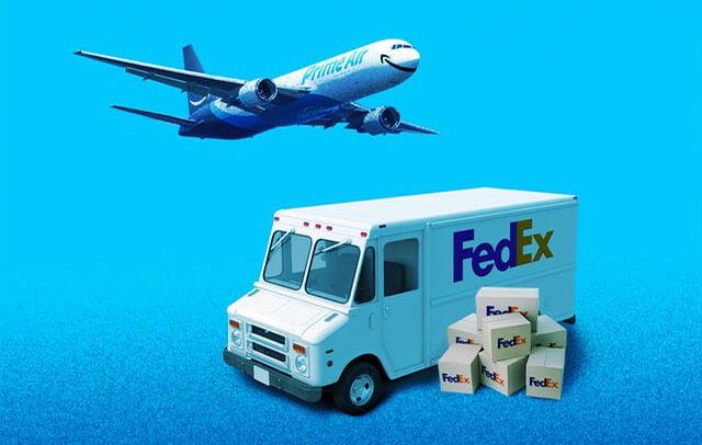Airoplane - FedEx