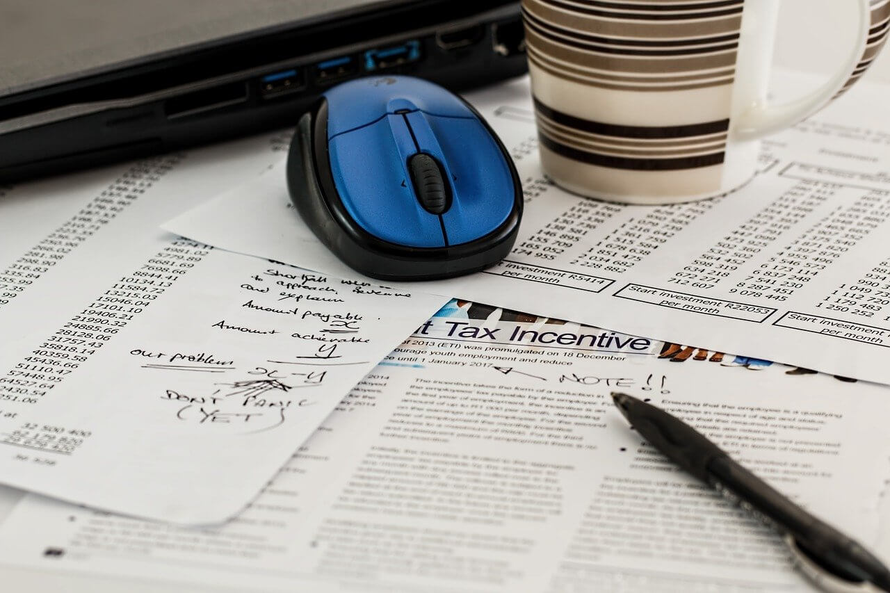 forms tax documents
